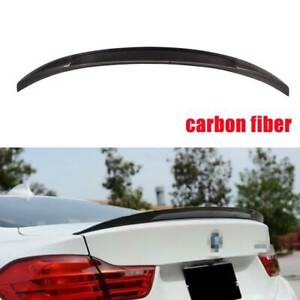 Carbon Spoiler Rear Spoiler P Style for BMW 4 Series F32 Coupe 420i 428i 14-16