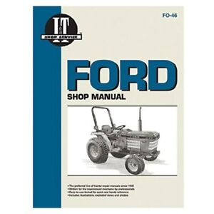 Service Manual for Ford New Holland Tractor FO-46 112012201320152017201920+