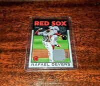 RAFAEL DEVERS 1986 TOPPS #86R-RD 2021 TOPPS BASEBALL BOSTON RED SOX HOT!!!