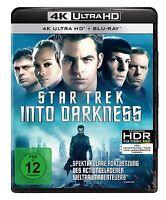 STAR TREK - INTO DARKNESS 4K  2 ULTRA HD BLU-RAY NEU J.J.ABRAMS/CHRIS PINE/+
