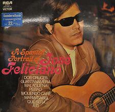 "A SPANISH PORTRAIT OF JOSE FELICIANO - 2 LP 12"" (R720)"