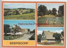 (92242) AK Beiersdorf, Mehrbildkarte, 1988