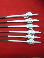 Easton ST Axis N Fused 400 Carbon Arrows w/Blazer Vanes Wraps 1Dz