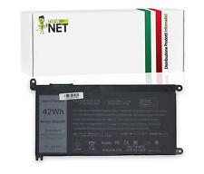 Batteria da 3600mAh compatibile con Dell Vostro 14 5468 15 5568
