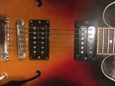 Gibson Es-333 Semi-hollowbody Nos Mint Antique Sunburst Free Shipping