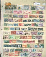 s3297 Stamp Accumulation Chile Mixture