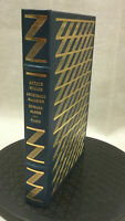 3 Plays Arthur Miller Archibald MacLeish Edward Albee Franklin Library Pulizer