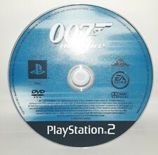 007 NIGHTFIRE AGENTE SEGRETO - PlayStation 1 PS1 Play Station Game Bambini Gioco