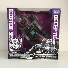 [NIB] Takara Transformers Animated TA-14 Decepticon Shockwave