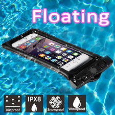 Waterproof Floating Phone Case Dry Pouch Bag+Lanyard for iPhone 11/Pro/Pro Max