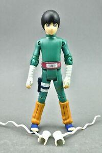Naruto Rock Lee Snap on Gear Kishimoto Action Figure Mattel