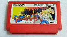 Nintendo Famicom Mighty Final Fight FC NES Japan F/S