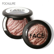 HOT Beauty Pressed Face Blush Powder Palette Cheek Blusher Makeup Cosmetic Tool