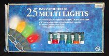Midwestern Christmas Xmas Indoor Outdoor C9 Light Bulb String Lights Decor