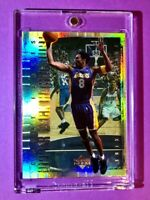 Kobe Bryant REFRACTOR COURT FORCES UPPER DECK HARDCOURT SPECIAL INSERT #C8 Mint!