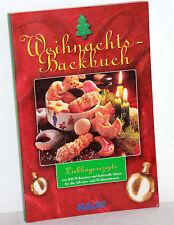 WEIHNACHTS-BACKBUCH 2002 - Lieblingsrezepte