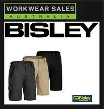 Bisley Flex & Move mens Work Shorts Workshorts Workwear BSHC1130