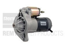 Starter Motor-Premium Remy 16848 Reman