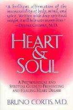 Bruno Cortis~HEART & SOUL~SIGNED 1ST/DJ~NICE COPY