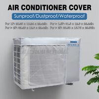 Klimaanlage Abdeckung Außen Klimaanlage Abdeckung Klimaanlage Schutzhülle