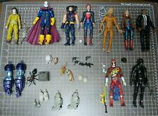 Marvel Legends, The Black Series, Lightning Collection figure lot