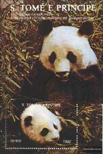 Sao Tome e príncipe Bloque 280 (compl.edición) usado 1992 cnumad