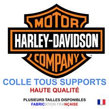 Stickers autocollant Harley Davidson moto logo plusieurs tailles, super prix