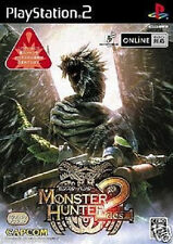 Used PS2 Capcom Monster Hunter 2 SONY PLAYSTATION JAPAN IMPORT