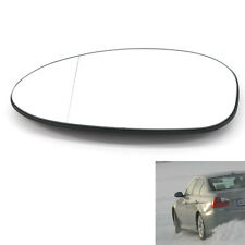View Split Mirror Heated Glass Left for BMW E90 3 Series 05-07 06 Car H00A