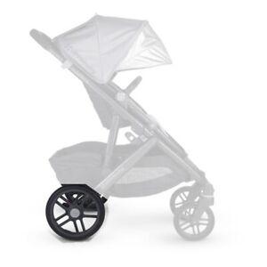 Carbon - Uppababy Vista V2 Rear Wheels