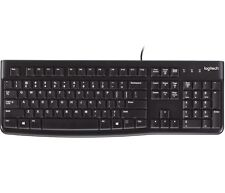 Logitech K120 Wired USB Keyboard for Business - US Layout