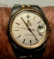 Hamilton Masterpiece Wrist Watch Masonic Limited Edition 0166/1000