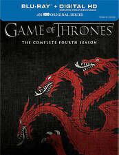 Game of Thrones: Season 4 (Blu-ray Disc, 2015, Targaryen Only  Best Buy)
