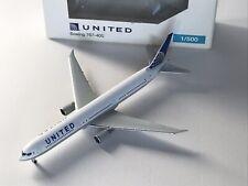 Herpa Wings 1:500 520812 United Airlines Boeing B767-400