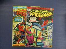 AMAZING SPIDER MAN 137 & 138