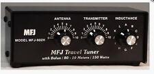 MFJ-902H Travel Tuner 80m-10m 150W