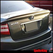 Acura TL 2004-2008 (UA6-UA7) Aero Style Rear Trunk lip spoiler Large M wing 284L