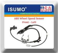 ABS Speed Sensor Front / Left Fits: ES300 ES330 CAMRY SOLARA
