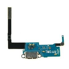 Samsung Galaxy Note 3 Tmobile N900T Flex Cable Charger Charging Dock Port + Mic