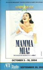 Mamma Mia! Abba Songs! 2004 Program Rochester NY Tiffani Barbour