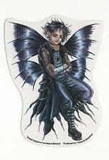 Gothboy sticker fantasy acrylic goth gothic