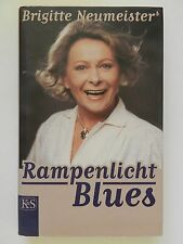 Brigitte Neumeisters Rampenlicht Blues inkl CD Buch +
