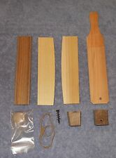 Wooden Box Turkey Call Kit made by Pa Amish Craftsman - Assembly Required