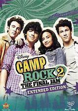 Camp Rock 2 Final Jam Extended Ed 0786936805796 DVD Region 1