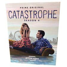 CATASTROPHE Season 4 DVD Amazon Prime FYC 2018 6 Eps Sharon Horgan Ron Delaney