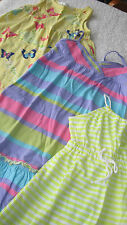 Holiday Casual Striped Dresses (0-24 Months) for Girls