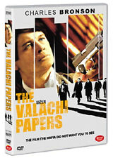 THE VALACHI PAPERS - Terence Young, Charles Bronson, Lino Ventura, 1972 / NEW