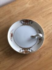 Noritake Vintage Japanese Handpainted Finger Plate, Excellent Condition