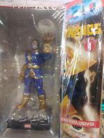 "THANOS MARVEL HEROES 3D C. EXTRA  #04 - 6"" MOC"