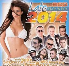 Lato 2014 - Skok w bok (CD 2 disc)  2014  Disco Polo NEW